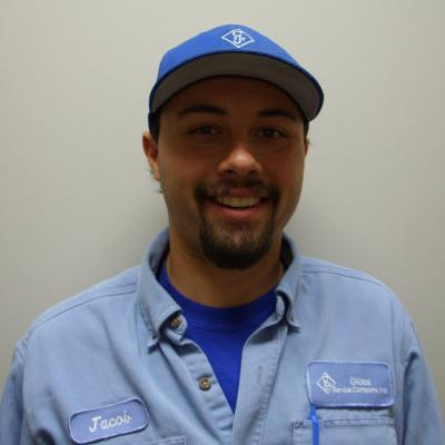 Jacob Thompson, Maintenance Tech