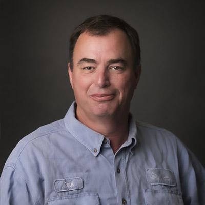 Paul Gibbs, Service Tech