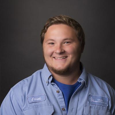 Jared Koon, Service Tech