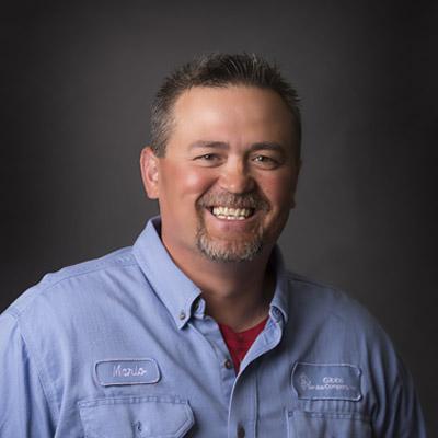 Mario Casasola, Service Tech