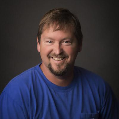 Mike Horn, Service Tech