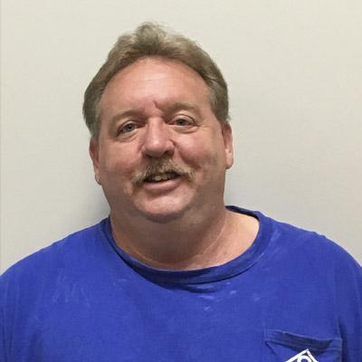Joe Dixon, Service Tech