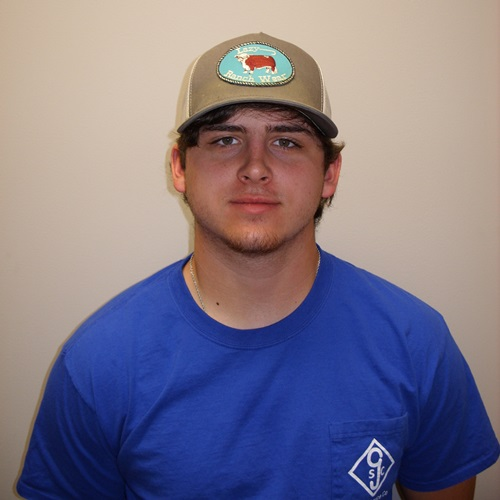 Ashton McArthur , Maintenance Tech